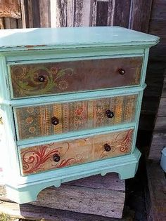 Image detail for -... GREEN DRESSER } | Do It Yourself Home Designs & Furniture Refinishing