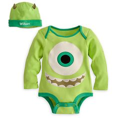 High quality Monster Inc Baby Infant Girls Boys Romper,Baby Long Sleeve Romper,Infant Baby Bodysuits-in Bodysuits from Apparel & Accessorie...