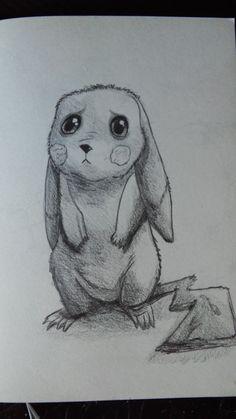 #Pikachu but sad like me😶