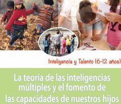 INTELIGENCIAS MULTIPLES Orientaciones a las familias Inteligencia y Talento (6-12 años)