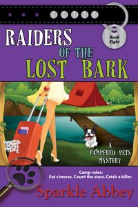 The Pampered Pets Mysteries, Book 8 - Kindle edition