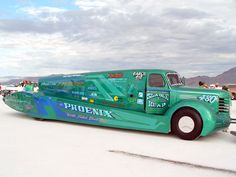 300mph turbo diesel powered truck