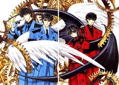 10 Best Beautiful Kamui Shirou Images Xxxholic Anime Manga Anime