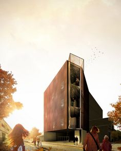 Edificio H-Art
