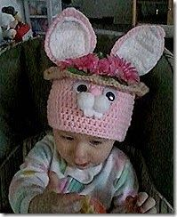 olivia bunny hat