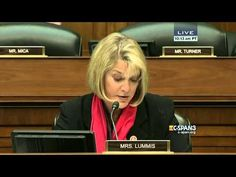Congresswoman Lummis' Heartbreaking/Powerful Speech At Gruber Hearing — Conservative 50 Plus Blog