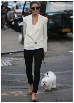 The Olivia Palermo Lookbook : THIS IS WHY I LOVE : Olivia Palermo