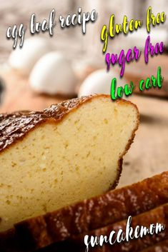 Striving for new paths or prefer roads well trodden? Let's make an egg loaf and see that the choice is not always in our hands! #eggloaf #keto #bread #ketobread #sugarfree #glutenfree #healthyrecipe #SunCakeMom