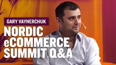 Nordic eCommerce Summit Q&A with Gary Vaynerchuk | 2012