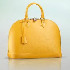 80a6f6da58 Beautiful Alma bag from LV in citron!!! Louis Vuitton Hat
