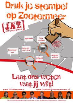 Druk je stempel op Zoetermeer * by Alan Bredenhorst | 125Procent