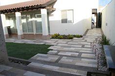 15 fabulosas ideas para colocar piedra laja en tu patio (de GracielaGomezOrefebre)