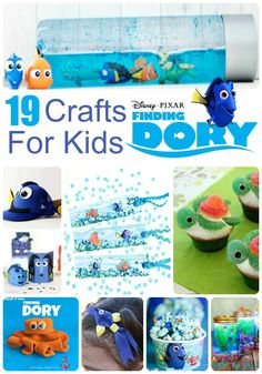 19 Finding Dory Craf
