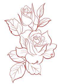 Najlepsze Obrazy Na Tablicy Tatuaże Róże 423 W 2019