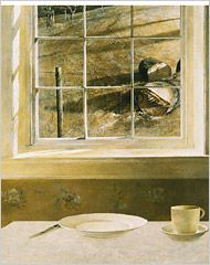 Art Review - 'Andrew Wyeth - Memory and Magic' at the Philadelphia Museum of Art - NYTimes.com