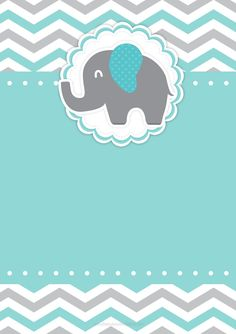 69 Trendy Ideas For Baby Shower Ideas Invitaciones Babyshower Imprimibles Baby Shower, Baby Shower Invitaciones, Baby Shawer, Baby Kit, Elephant Baby Showers, Baby Elephant, Baby Shower Themes, Baby Boy Shower, Shower Ideas
