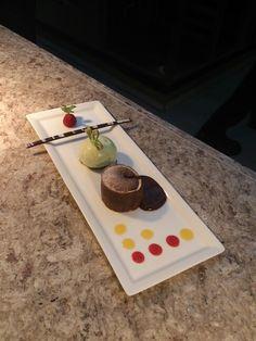 Chocolate Praline Moelleux