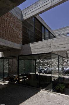 Casa Materka, T3ARC