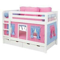 Lil girls bunk/play house