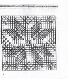 Vintage Crochet Tablecloth or Throw With by thewingthing - SalvabraniThis Pin was discovered by estMy World Craft: Crochet CushionsCrochet - (My Picot) Diagramed Stitch Patterns Crochet Diagram, Crochet Chart, Thread Crochet, Crochet Motif, Crochet Doilies, Crochet Patterns, Knitting Patterns, Crochet Bedspread Pattern, Crochet Cushions
