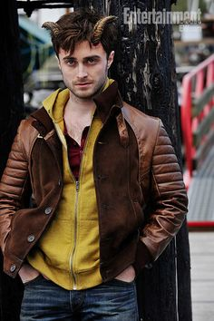 First look at Daniel Radcliffe in Horns The first image has...