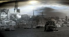 Panorama Landungsbrücken