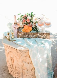 Tropical Florida Wedding Inspiration - Inspired by This