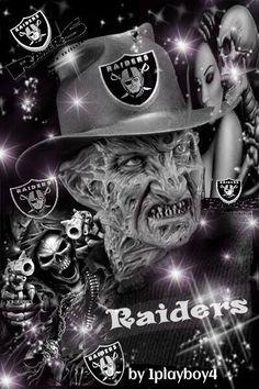 Raiders Raiders Vegas, Raiders Pics, Oak Raiders, Raiders Stuff, Raiders Baby, Oakland Raiders Wallpapers, Oakland Raiders Images, Oakland Raiders Football, Statue Tattoo