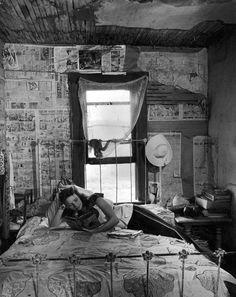 Photograph: Alfred Eisenstaedt, Delphaline, Oklahoma, 1942