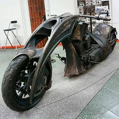 Post Apocalypse Motorcycle