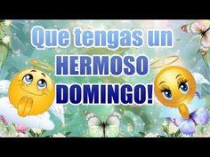 BUENOS DIAS FELIZ Y BENDECIDO DOMINGO, #buenosdias #FelizDOMINGO. Recibe el DÍA con un linda SONRISA y manda las TRISTEZAS a VOLAR