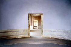 Ben Johnson The Inner Space 2001Acrylic on linen40 x 60 in / 102 x 152 cm.