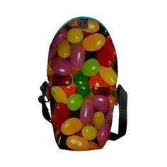 Jelly Belly Messenger Bag
