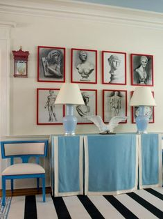 Preppy Design Style | Interior Design Styles and Color Schemes for Home Decorating | HGTV