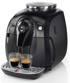 Saeco xsmall anmeldelse - espressotest.dk