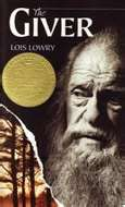 A dystopian children's novel that won the 1994 Newbery Medal.
