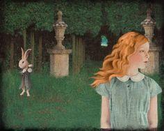 daria petrilli - Alice's dream