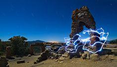Knapp's Castle, Electrified by BURИBLUE, via Flickr