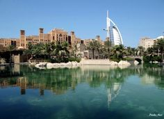 Dubai, Medinat Jumeirah, from World Great Cities. Publish your photos on www.worldgreatcities.com.