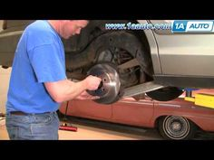 19 best mercury grand marquis auto repair videos images on pinterest how to install replace rear disc brakes ford crown victoria mercury grand marquis 98 02 fandeluxe Choice Image