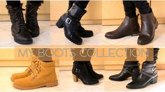 My boots collection
