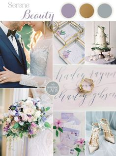 Say good bye to winter with today's spring watercolor wedding palette in sh Wedding Reception Flowers, Purple Wedding, Spring Wedding, Trendy Wedding, Gold Wedding, Diy Wedding, Wedding Styles, Wedding Day, Wedding Dresses