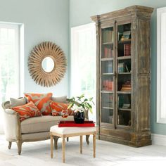 French Directoire Bookcase