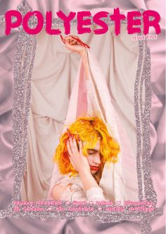 polyester zine issue five cover edward meadham