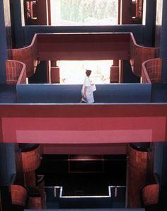 Filippo Poli, Ricardo Bofill Taller de Arquitectura · Walden 7 · Divisare