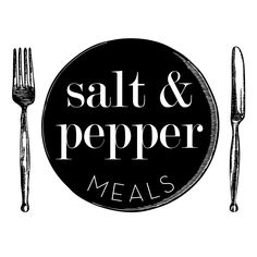 Salt & Pepper Meals Logo
