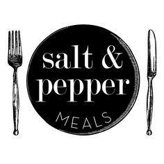 Salt & Pepper Meals Logo