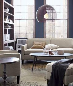 Vaughn Apartment Sofa  | Crate and Barrel