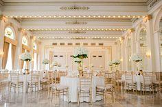 Glamorous Ballroom at The Westin Columbus