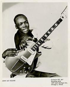 I Grandi del Blues: 51 - John Lee Hooker John Lee Hooker, Jazz Blues, Blues Music, Rock And Roll, The Boogie, Delta Blues, Blues Artists, Blues Rock, Popular Music